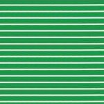 A green example of our non-slip, horizontal striped tread