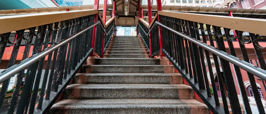 Recreational Stair Treads and Non-Slip Nosings